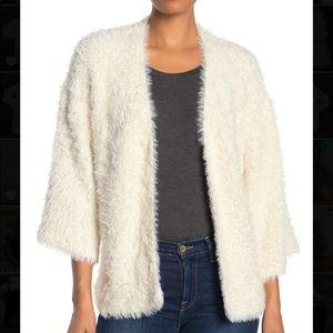 3/4 Sleeve Women's Knit Cardigan Small